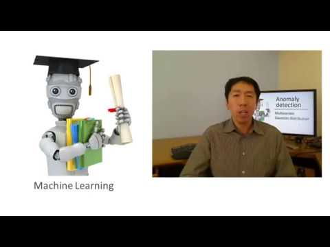 Lecture 15.7 — Anomaly Detection | Multivariate Gaussian Distribution — [ Andrew Ng ]