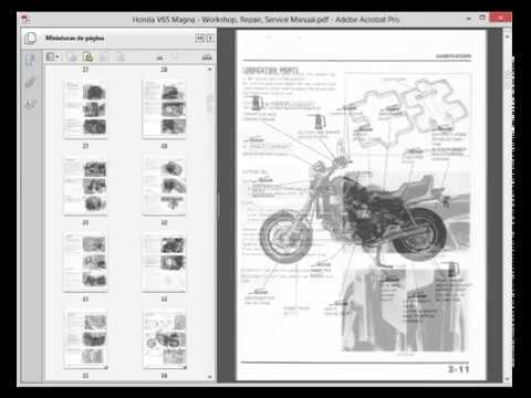 Honda Magna Wiring Diagram Wiring Diagram