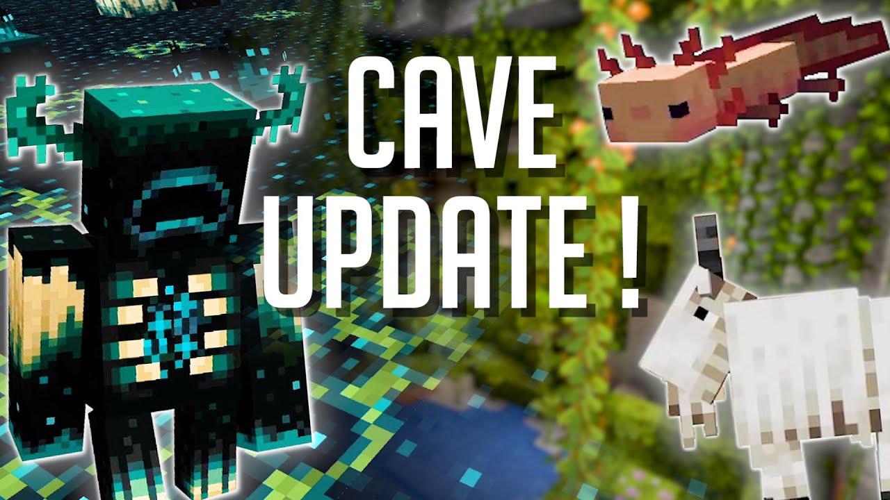 Download Enfin la Cave Update ! - Résumé Annonce Minecraft 1.17