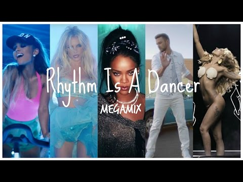 Rhythm Is A Dancer (Megamix) | Rihanna, Ariana Grande, Gaga, Britney, Madonna and More