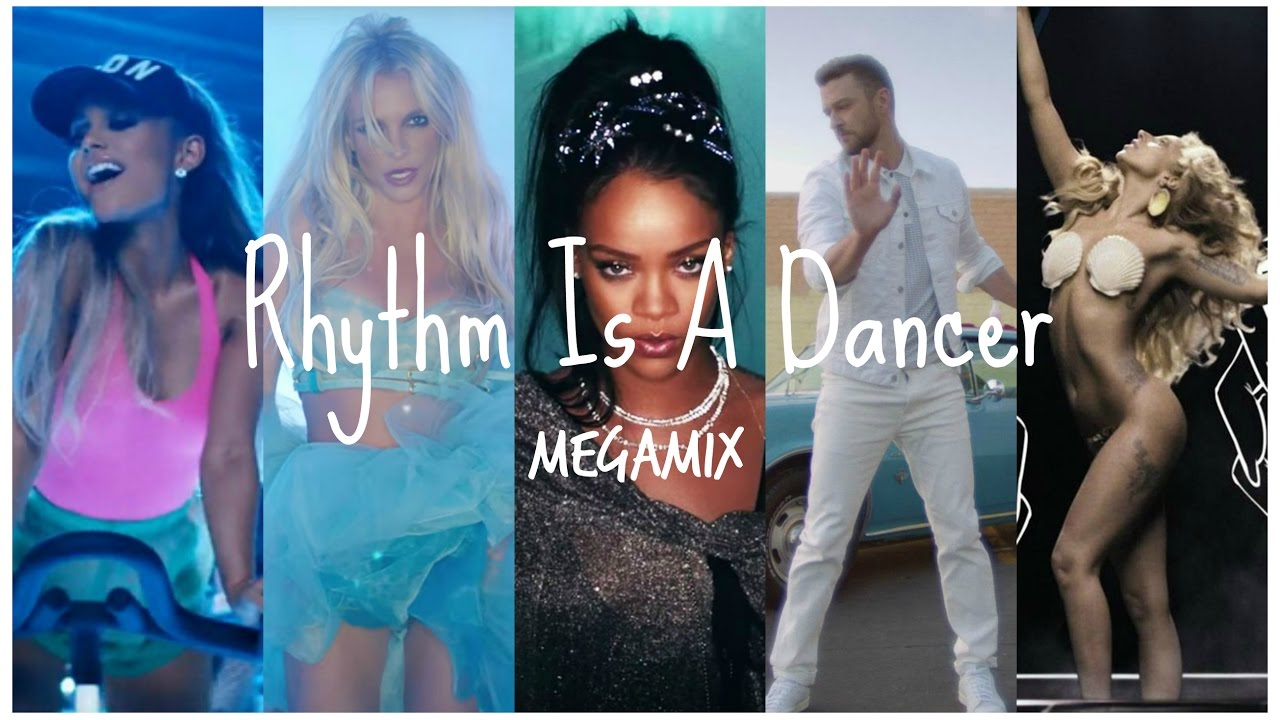 Rhythm Is A Dancer (Megamix) | Rihanna, Ariana Grande, Gaga, Britney, Madonna and More