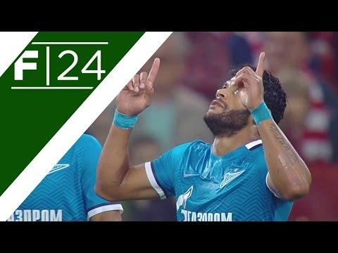 Russian Premier League Round 10 | Spartak Moscow 2-2 Zenit