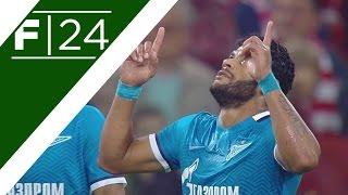 Russian Premier League Round 10   Spartak Moscow 2-2 Zenit