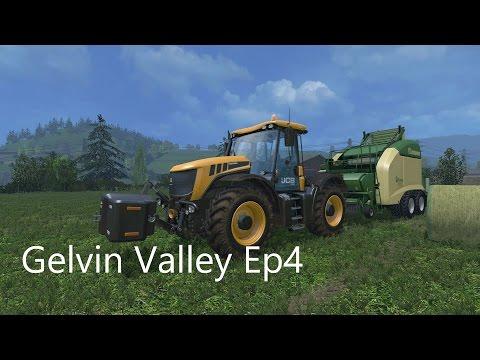 Gelvin Valley Ep4 | Making Hay!