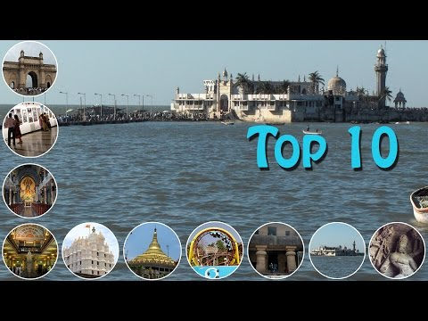 Top 10 Tourist Places in mumbai - The city of dreams, Best o