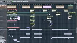 FL studio 9-Inna Love(Kala`s N.V Love Electro House ReMix  2k10)