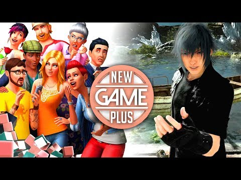Die Sims 4, RimWorld & Monster of the Deep: Final Fantasy XV | New Game Plus #74