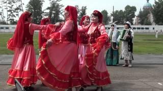 Татарская песня с танцем Талы-талы (Ива-ивушка)