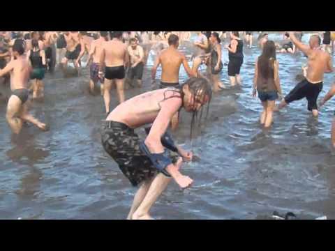 Gollum na Woodstocku 2014