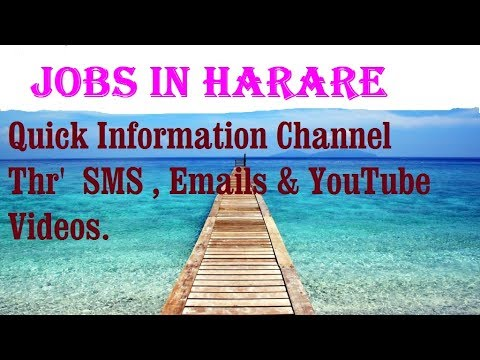 Jobs in HARARE  for freshers & graduates. industries, companies. ZIMBABWE