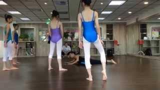 2015甄舞集暑期大師研習課程-現代舞