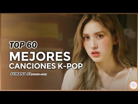 TOP 60 - Las Mejores Canciones K-POP de Julio 2020 | Semana 30 from YouTube · Duration:  15 minutes 59 seconds