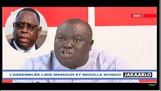 Birima Ndiaye à Macky Sall: