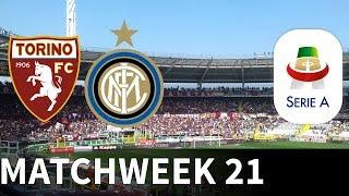 Torino vs Inter Milan - 2018-19 Serie A - PES 2019