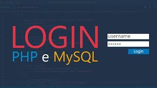Criando um sistema de Login e Senha com PHP e PDO -  Parte 1