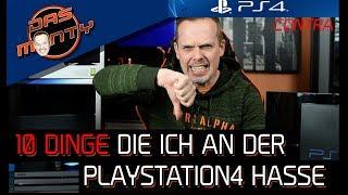 10 DINGE die ich an der Playstation4/Pro hasse! | Contra PS4 | DasMonty