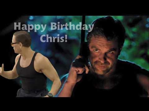 Happy Birthday Chris McKenna!