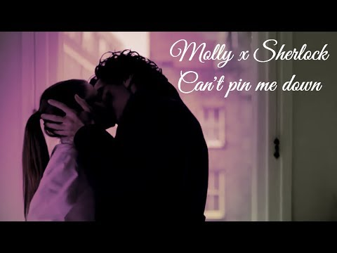 can't pin me down || molly + sherlock