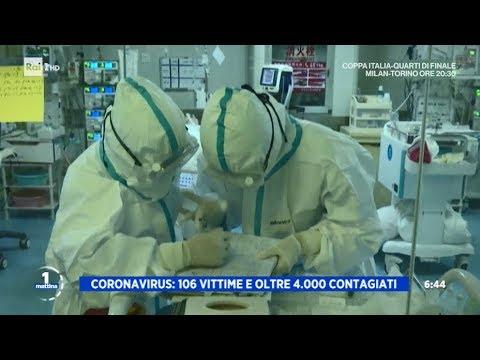 Coronavirus, corsa contro il tempo - Unomattina 28/01/2020