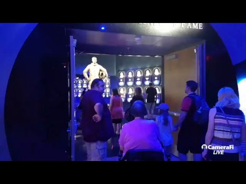 Live From Kennedy Space center _ Heroes and Legends - Astronaut Hall of Fame