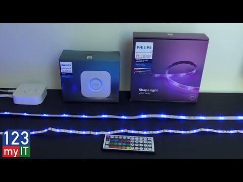 $20 Strip Light vs $200 Strip Light - Philips Hue