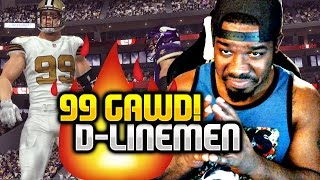 I over spent for gawd like 99 overall d linemen expose rage madden 17! madden nfl 17 ultimate team