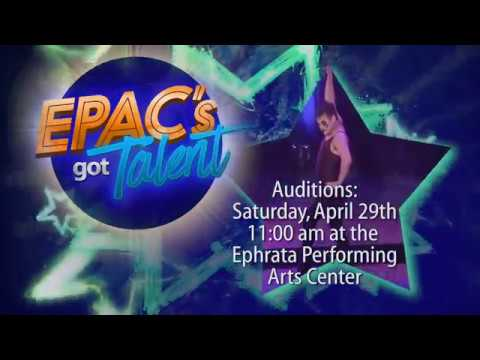 "EPAC""s Got Talent 2018 at Ephrata Performing Arts Center"