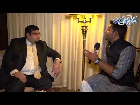 "World Record Holder ""Ali Moeen Nawazish"" Se Khususi Interview..."