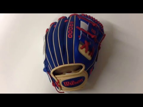 Wilson A2000 1786 SS 2016 April Glove Of The Month Limited WTA20RB16LEAPR