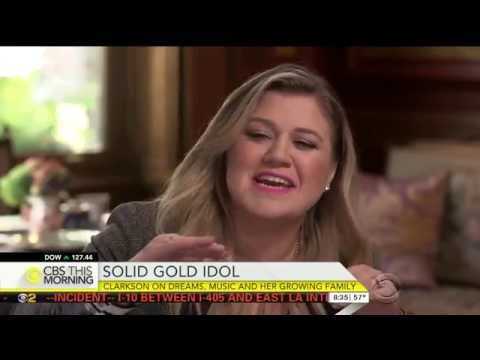 Kelly Clarkson - CBS This Morning - 11/18/2015