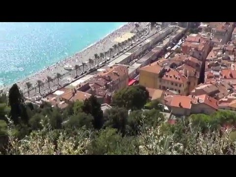 NICE - FRANCE (Cote d'azur - French Riviera) - Part 1