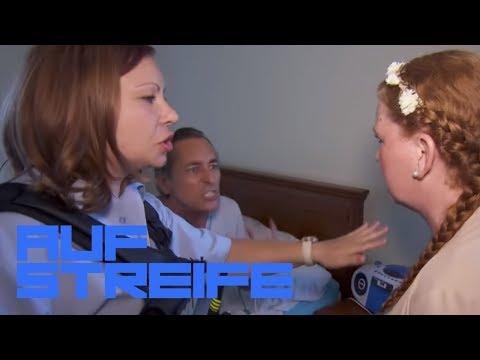 Eiskalter Heiratsschwindler | Auf Streife | SAT.1 TV