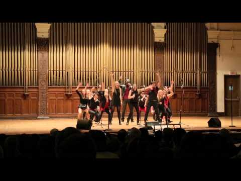 Off the Beat - ICCA Semifinals 2015