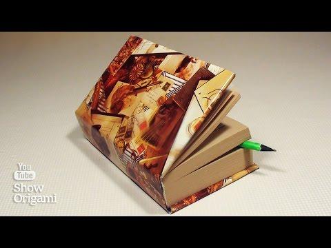 Wie eine Abdeckung für das Buch zu machen?