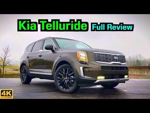 2020 Kia Telluride: FULL REVIEW + DRIVE | Kia KO's the Competition!