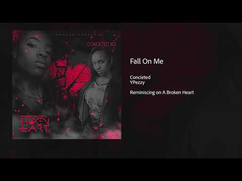 Concieted -Fall On Me Ft. YPezzy Official Audio