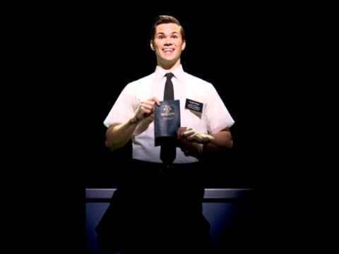 the book of mormon musical songs youtube