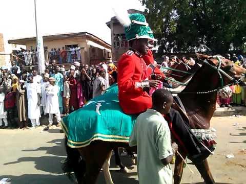 Way katsina people celebrated sallah