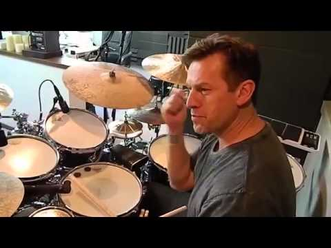 Thomas Lang Cymbal Tour
