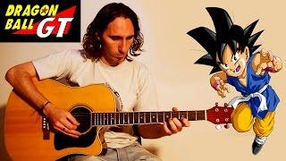 Mi Corazón Encantado en Guitarra Acústica (Canción de Dragon Ball GT) por Mario Freiria TCDG