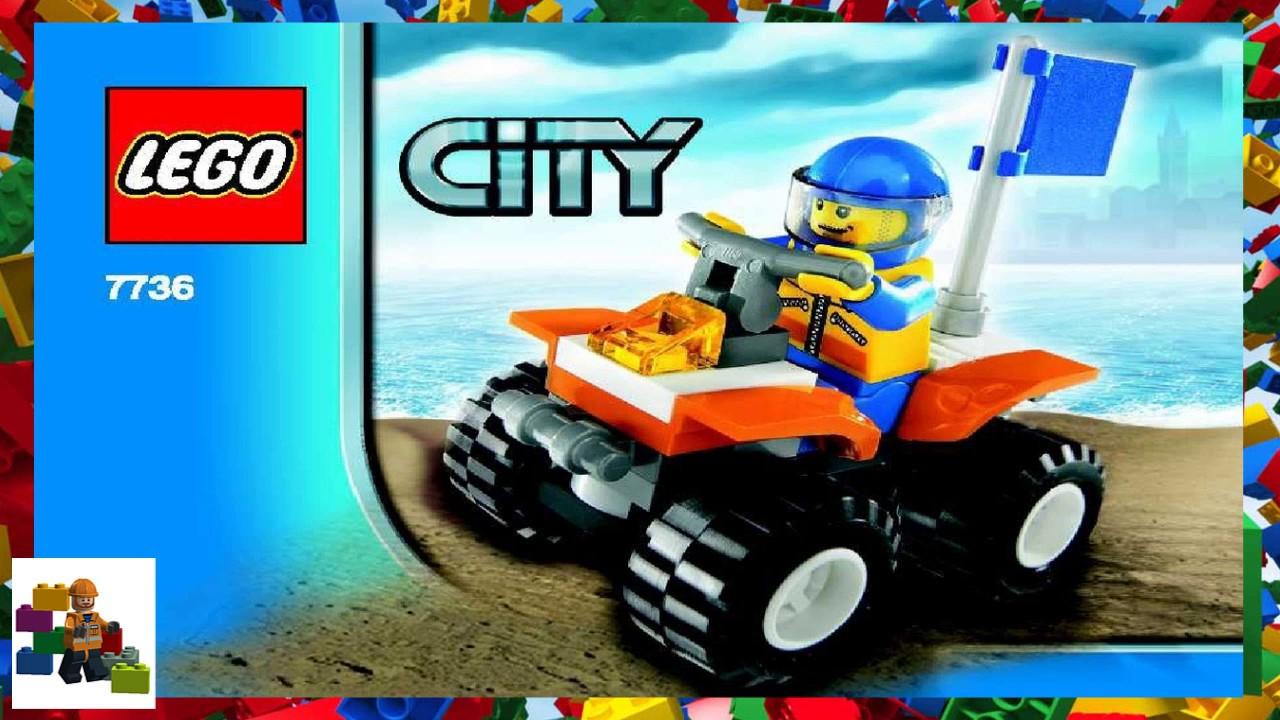 Lego City Quad Bike Instructions
