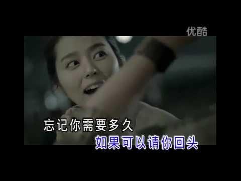 Wang Ji Ni Xu Yao Duo jiu 忘记你需要多久 - 阿译