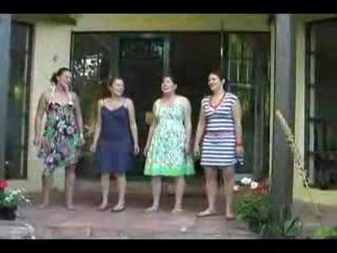 Girls Just Wanna Have Fun (acappella)