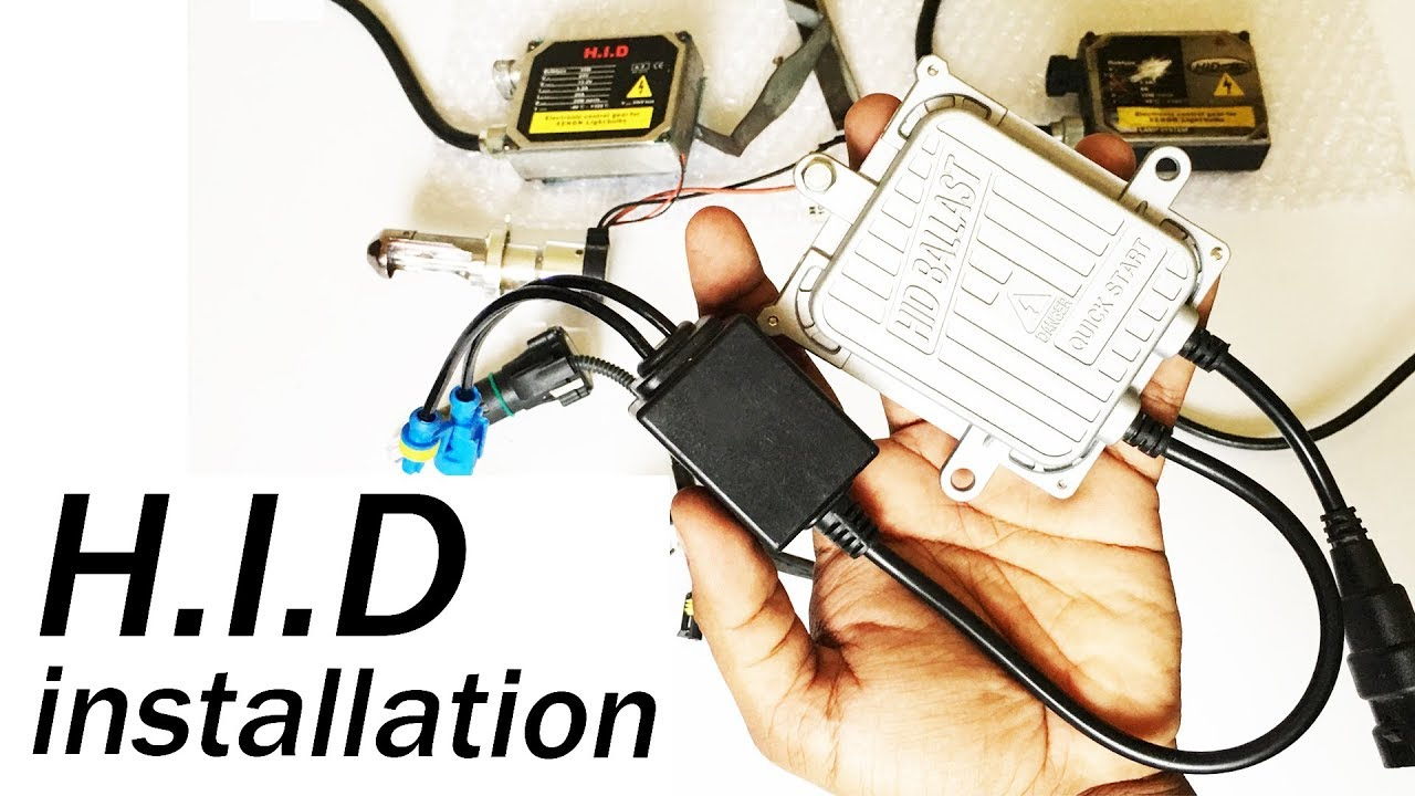 hight resolution of hid canbus quick start ballast installation on off issue fixing part 2