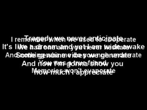 Gentleman - Memories Lyrics [Official 2013]