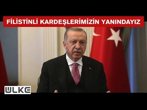 Cumhurbaşkanı Erdoğan: Mescid-i Aksa'ya yönelik saldırıları kınıyoruz