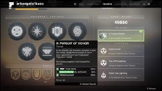 Up to 39% - 5% Progress On Double Kills (Mountaintop Quest - Destiny 2)