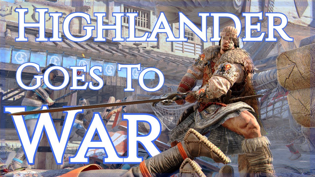 Who Doesn't Love 4v4 in OFFENSIVE STANCE?   Max Rep+ Highlander Breach & Dominion [For Honor]