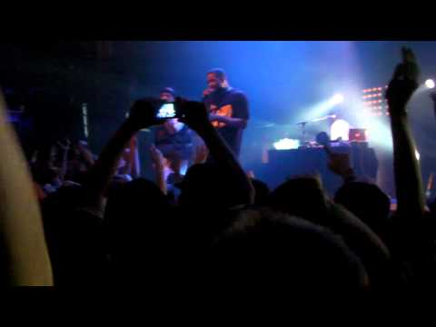 Method Man & Redman live @ Rote Fabrik Zürich part 13
