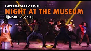NIGHT AT THE MUSEUM | ILLUSIONZ 2019 | F2FXDC